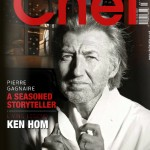 Chef mag Front Page