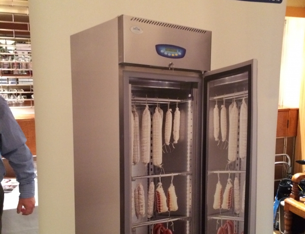 Salumi Charcuterie Fermentation Cabinets