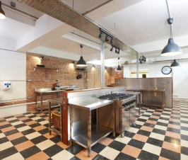 London Cooking Project-Battersea Canteen