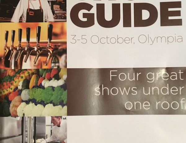 The Restaurant Show 2016